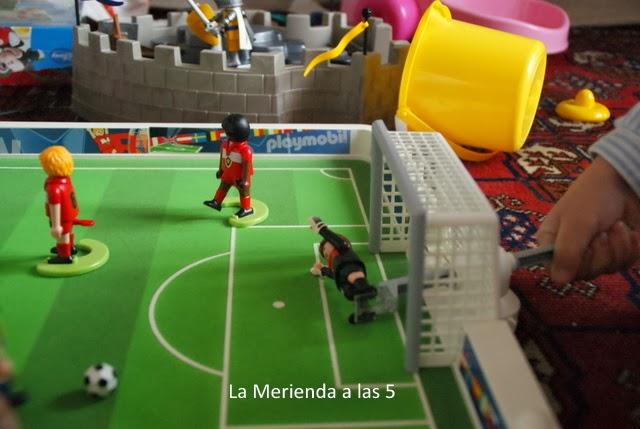 Reyes Magos La Merienda a las 5 Playmobil