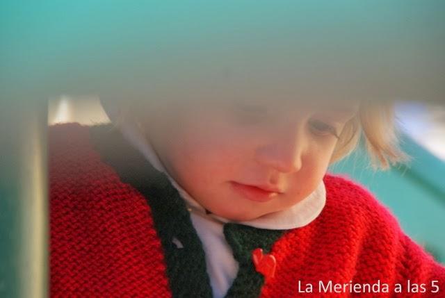 Mi tortuga roja La Merienda a las 5