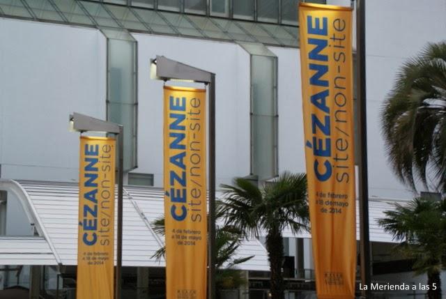 Cezanne by La Merienda a las 5