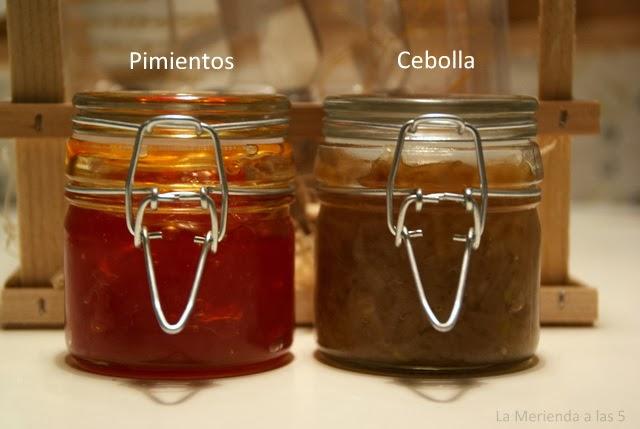 Mermeladas saladas by La Merienda a las 5