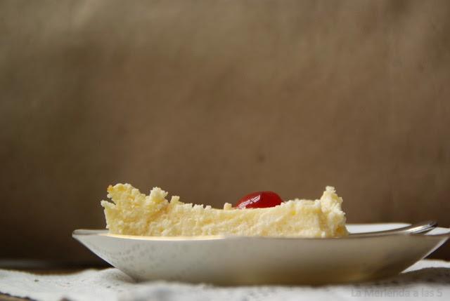 Tarta de queso by La Merienda a las 5