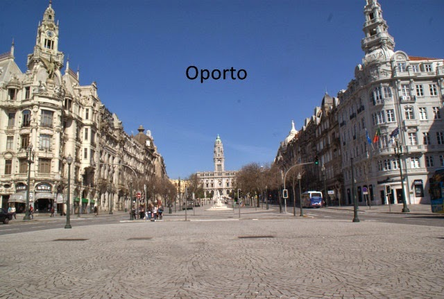 Oporto by La Merienda a las 5