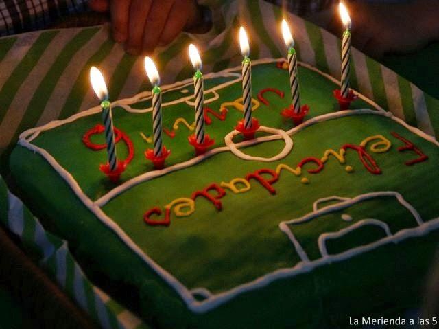 Futbol Gol Party by La Merienda a las 5
