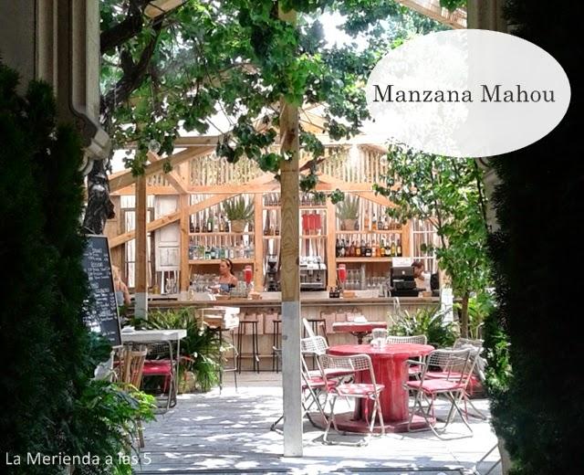 Manzana Mahou by La Merienda a las 5
