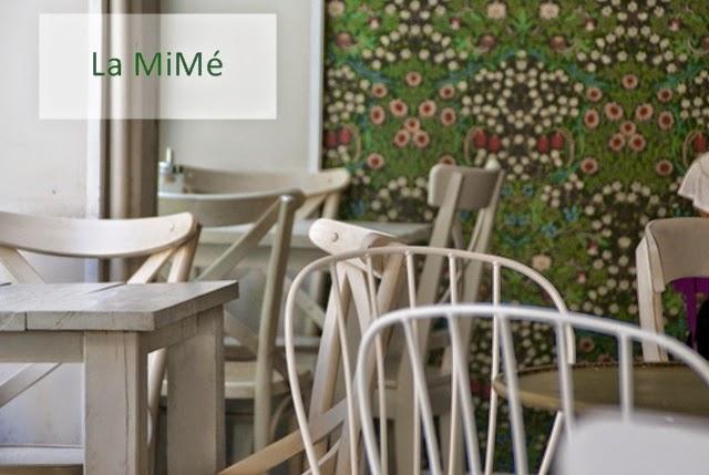 La Mimé by La Merienda a las 5