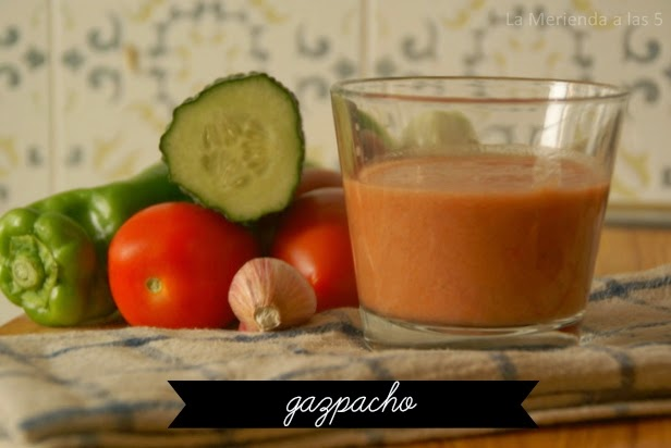 Gazpacho by La Merienda a las 5