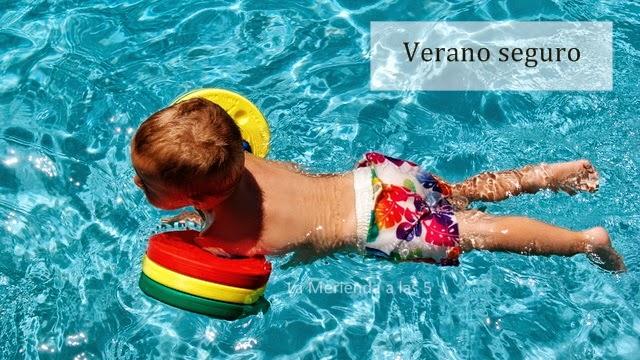 Verano seguro by La Merienda a las 5