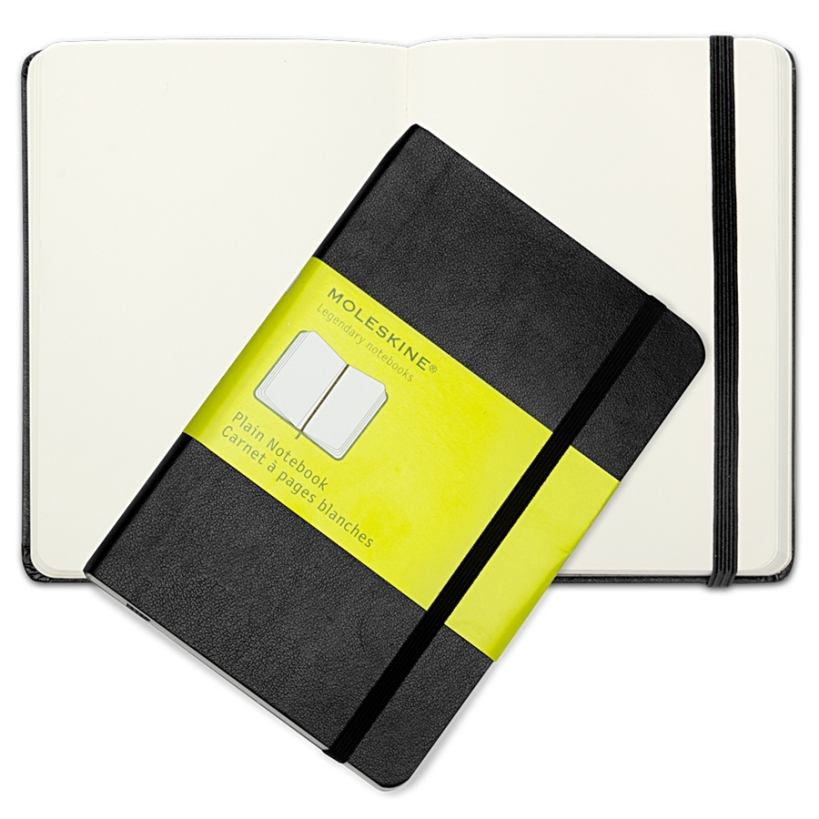 moleskine-classic-black-pocket-plain-notebook-journal-1