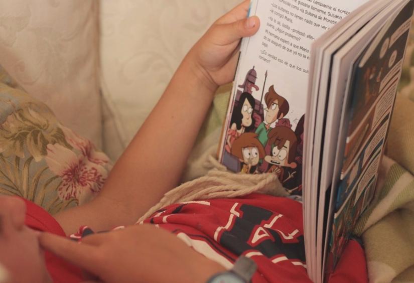 Lectura para niños 1