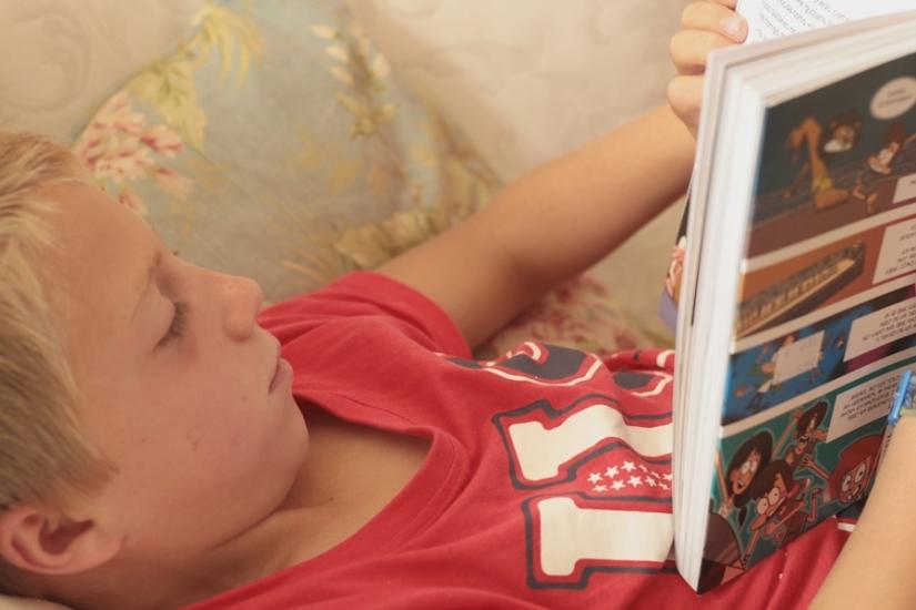Lectura para niños 2