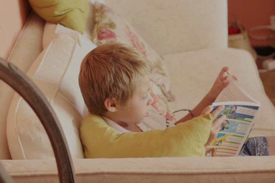 Lectura para niños 3