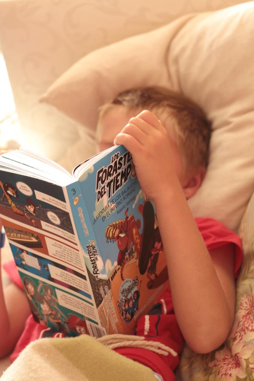Lectura para niños 4