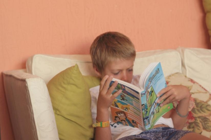 Lectura para niños 5