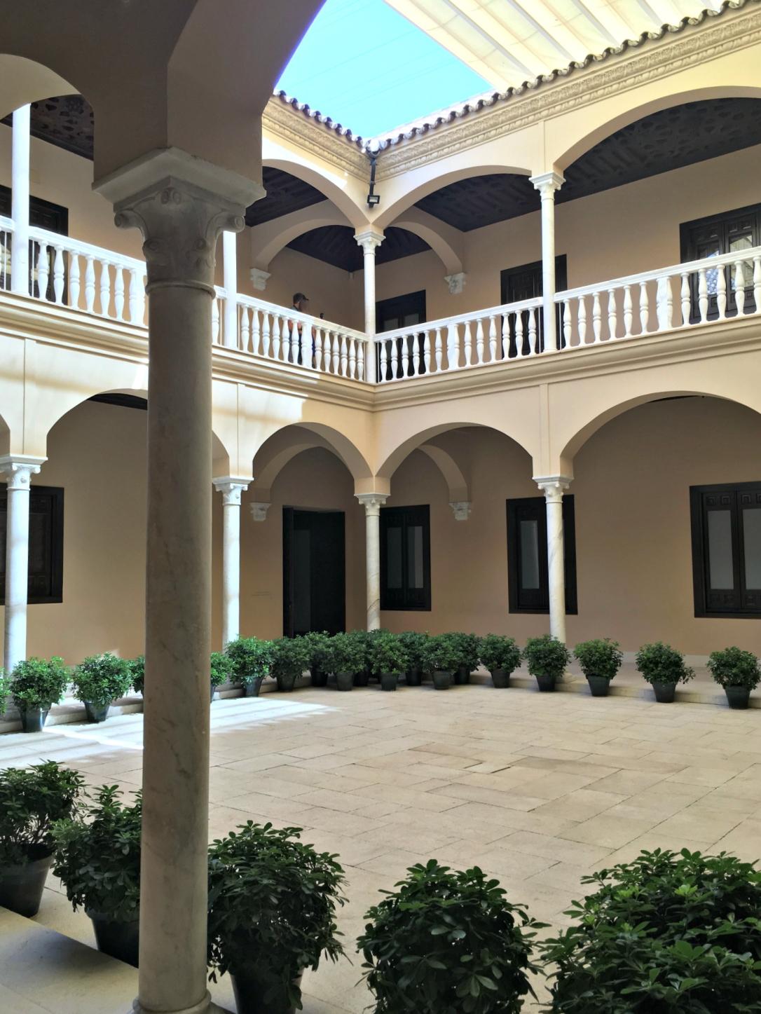 visita_museo_picasso_malaga_patio