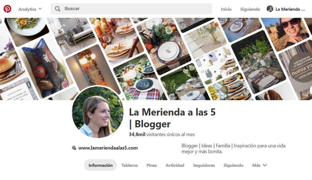 Pinterest LMAL5-000